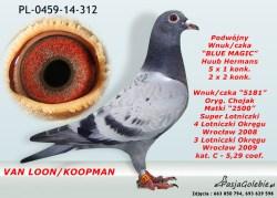 RODOWÓD PL-0459-14-312