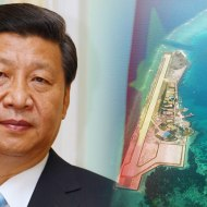 中国 南シナ海 で完全敗北
