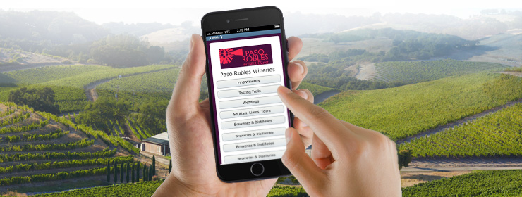 Find Wineries in Paso Robles with PasoRoblesWineries.net