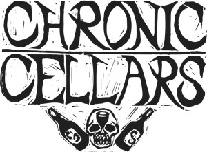chronic cellars logo