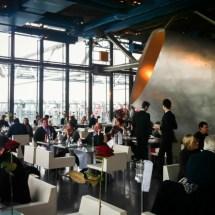 Passagem Gastronômica - Restaurante Le Georges - Paris