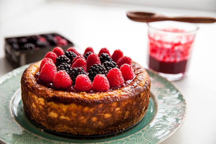 Passagem Gastronômica - Receita de Cheesecake
