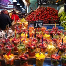 Passagem Gastronômica - Roteiro de Barcelona - Espanha