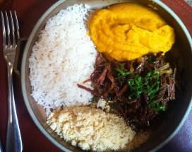 Passagem Gastronômica - Restaurante Brasil a Gosto - Gastronomia Brasileira - São Paulo