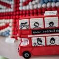 Passagem Gastronômica - Loja Biscuiteers - Londres