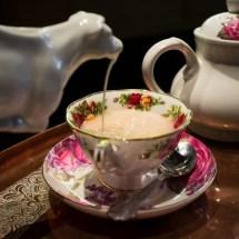 Passagem Gastronômica - Chá da Tarde - Sketch - Londres