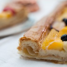 Passagem Gastronômica - Receita de Crème Pâtissière