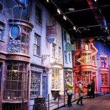 Passagem Gastronômica - Warner Bros Studios - Harry Potter - Londres