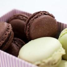 Passagem Gastronômica - Receita de Macarons