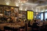 Passagem Gastronômica - Restaurante Berners Tavern - Londres