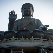 Passagem Gastronômica - Big Buddha e Po Lin Monastery - Ilha de Lantau - Hong Kong