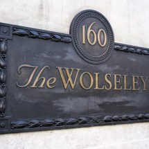 Passagem Gastronômica - The Wolseley - Piccadilly - Londres - Inglaterra