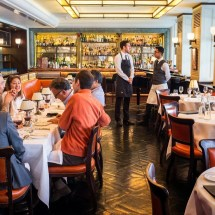 Passagem Gastronômica - Restaurante 34 - Mayfair - Londres
