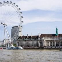 Passagem Gastronômica - Passeio pelo Thames e Greenwich - Londres - Inglaterra