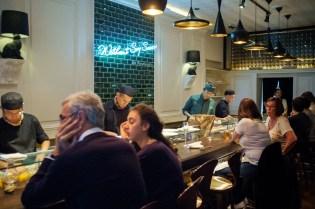 Passagem Gastronômica - Restaurante japonês Yashin Sushi - Londres - Inglaterra