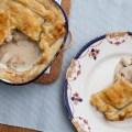 Passagem Gastronômica - Receita de Torta de Frango com Cogumelos - Jamie Oliver