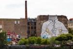 Passagem Gastronômica - Grafites em Berlim - Alemanha