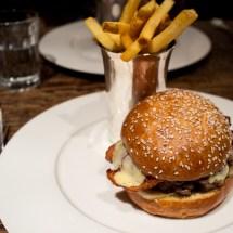 Passagem Gastronômica - Restaurante Little Social - Londres - Inglaterra