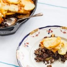 Passagem Gastronômica - Receita de Gratin de Carne com Batatas - Melissa Clark