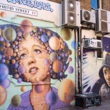 Passagem Gastronômica - Bairro Shoreditch - Londres