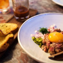 Passagem Gastronômica - Melhor Steak Tartare em Londres