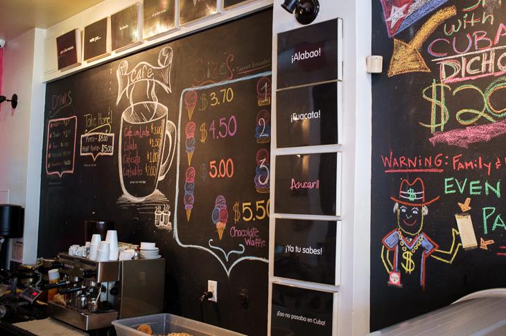 Passagem Gastronômica - Azucar Ice Cream Company - Little Havana - Miami