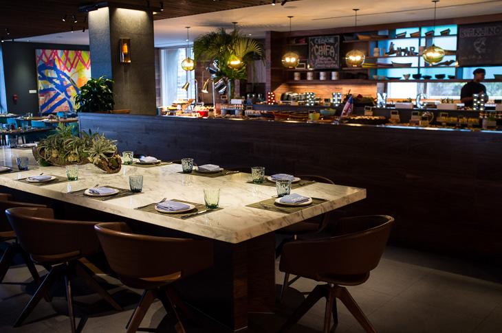 Passagem Gastronômica - Restaurante La Mar - Miami