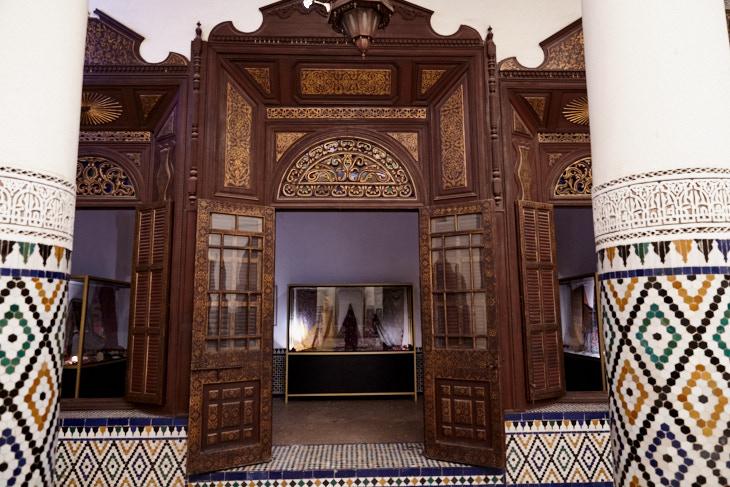 Passagem Gastronômica - Roteiro de Marrakech - Musée de Marrakech