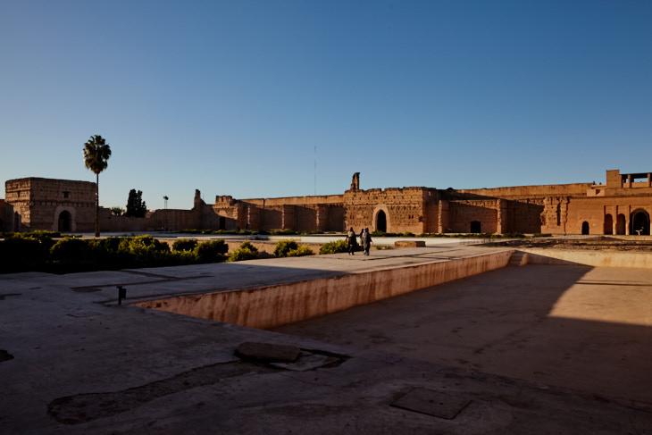 Passagem Gastronômica - Roteiro de Marrakech - Palais el Badi