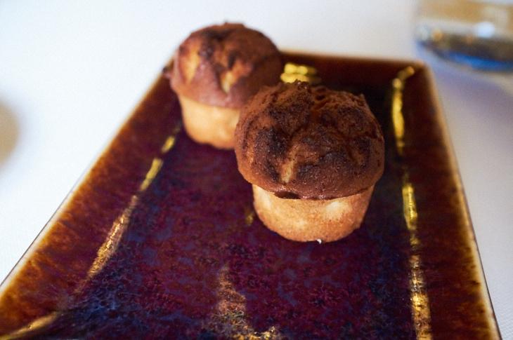 Passagem Gastronômica - Muffin - Asador Etxebarri - San Sebastian
