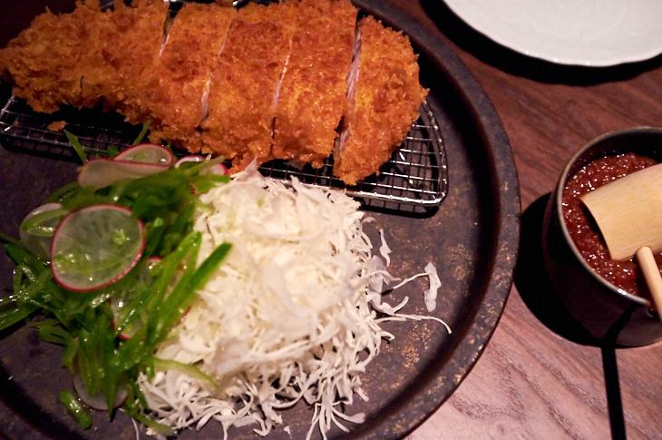 Passagem Gastronômica - Tonkatsu - Restaurante Sosharu - Londres