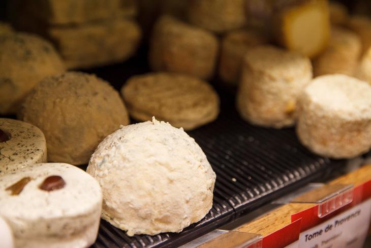 Passagem Gastronômica - Melhores Lojas de Queijos em Londres