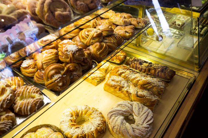 Passagem Gastronômica - Tosse Bageriet - Estocolmo