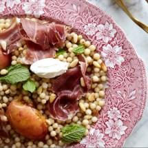Passagem Gastronômica - Receita de Salada com Couscous