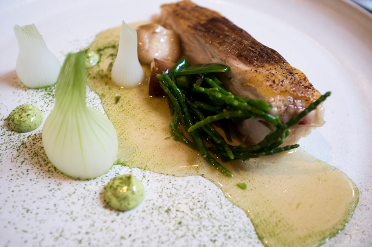 Passagem Gastronômica - Raia - Restaurante The Clove Club - Londres