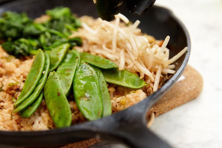 Passagem Gastronômica - Receita de Bibimbap