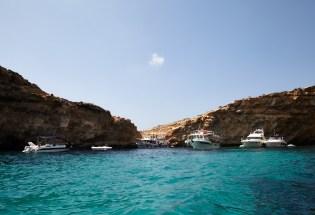 Passagem Gastronômica - Roteiro de Malta - Gozo - Blue Lagoon