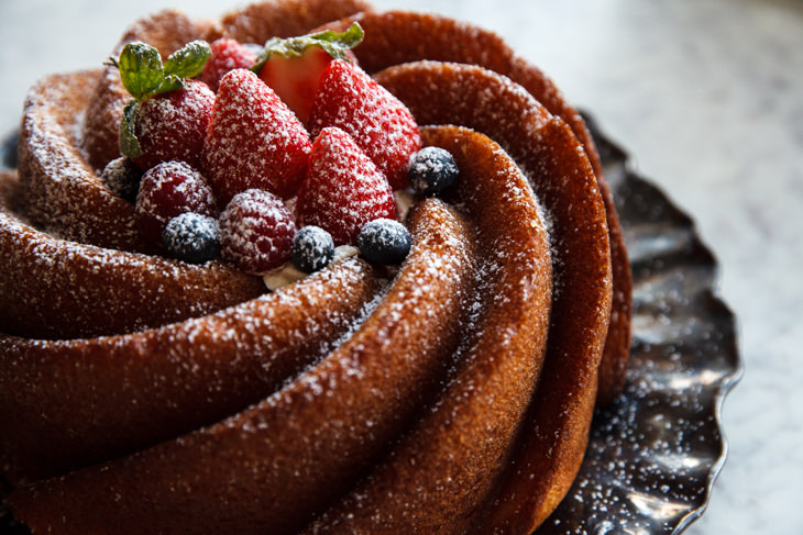 Passagem Gastronômica - Receita de Savarin