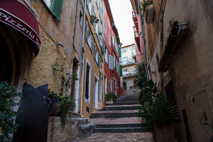 Passagem Gastronômica - Riviera Francesa - Villefranche-sur-Mer