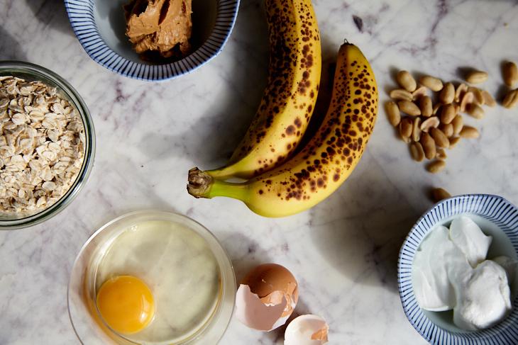 Passagem Gastronômica - Receita de Bolo de Banana com Manteiga de Amendoim
