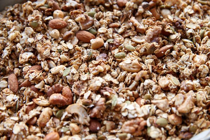 Passagem Gastronômica - Receita de Granola Saudável