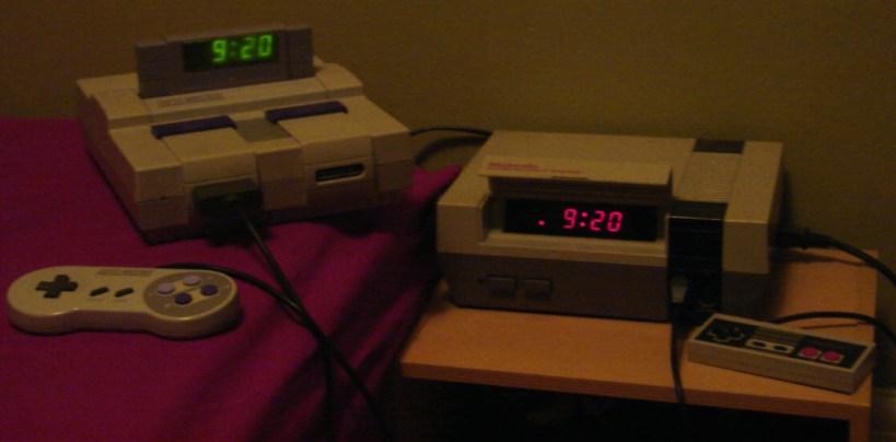 Super Nintendo e NES