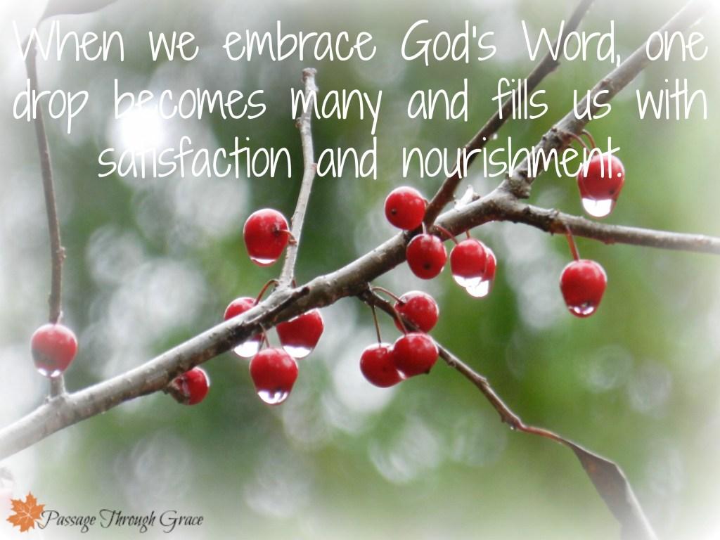 Drop of God's Word