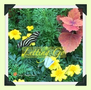 Sabbath Offerings ~ Letting Go
