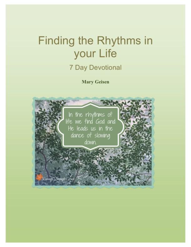 Life's rhythms (original)