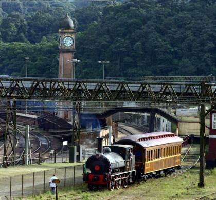 Trem Maria Fumaça Foto: Lilian Wutzke