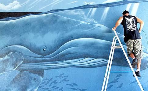 Resultado de imagem para museu catavento - desenho de baleia