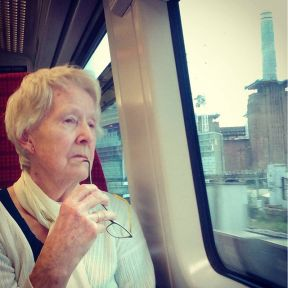 The essence never changes by southcoasting batterseapowerstation, oldage, passengers, traingame,