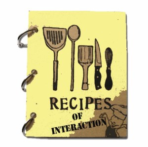Recipes of interaction