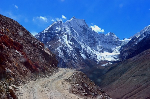 Journey to Kaza - Every tortuous turn gives you a glimpse of what the distance holds!